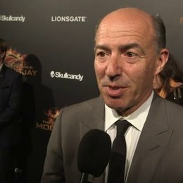Jon Kilik - Producer - - OV-Interview Poster