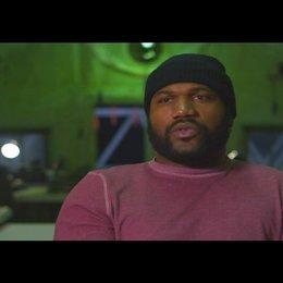 """Quinton """"Rampage"""" Jackson - """"B.A. Baracus"""" über den Film - OV-Interview Poster"""