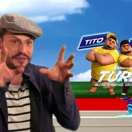 Manuel Cortez - Angelo - über die Animation - Interview Poster