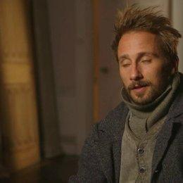 Matthias Schoenaerts über die Figur Gabriel und seine Geschichte im Film - OV-Interview
