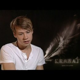 Interview mit David Kross (Krabat)