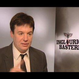 Mike Myers über Tarantinos Enthusiasmus - OV-Interview