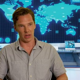 Benedict Cumberbatch die Pinguine - OV-Interview