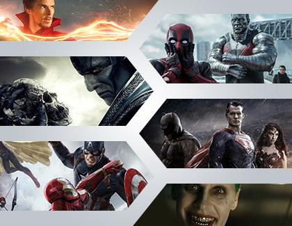 Superhelden-Filme 2016: Das erwartet euch dieses Jahr von Marvel, DC & Co.
