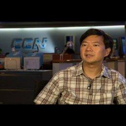 """Ken Jeong - """"Angus"""" / über die Story und seine Rolle - OV-Interview"""