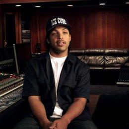 O Shea Jackson Jr über seine Faehigkeit auf der Bühne zu performen - OV-Interview