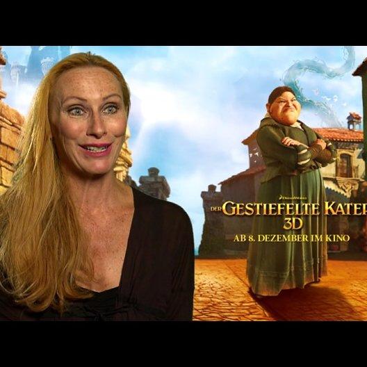 Andrea Sawatzki - deutsche Stimme Jill - über die Action im Film - Interview Poster