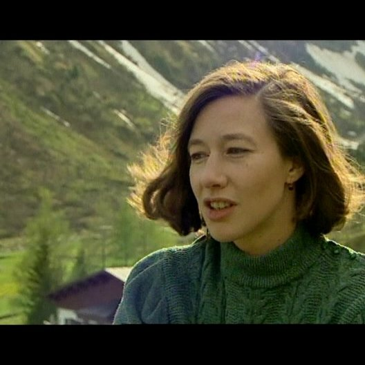 Johanna Wokalek (Luise Fellner) - Interview