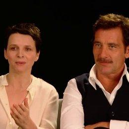 Clive Owen und Juliette Binoche - Jack Marcus und Dina Delsanto - über den Regisseur Fred Schepisi - OV-Interview Poster