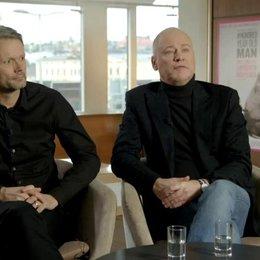 Robert Gustafsson - Allan Karlsson - darüber,  wie er sich den wahnsinnigen Erfolg des Buches erklärt - OV-Interview