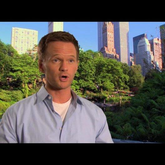 Neil Patrick Harris über die Story Teil 1 - OV-Interview
