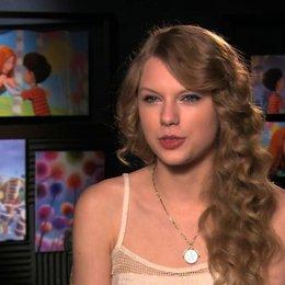 Taylor Swift über der Film - OV-Interview Poster