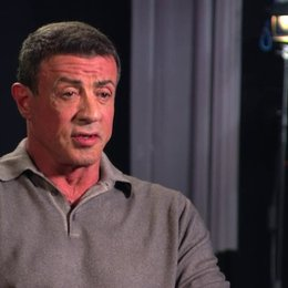 Sylvester Stallone - Drehbuch, Produzent - über die Entstehung des Films - OV-Interview