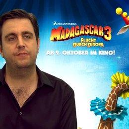 Bastian Pastewka - Melman - über seine Rolle Melman - Interview