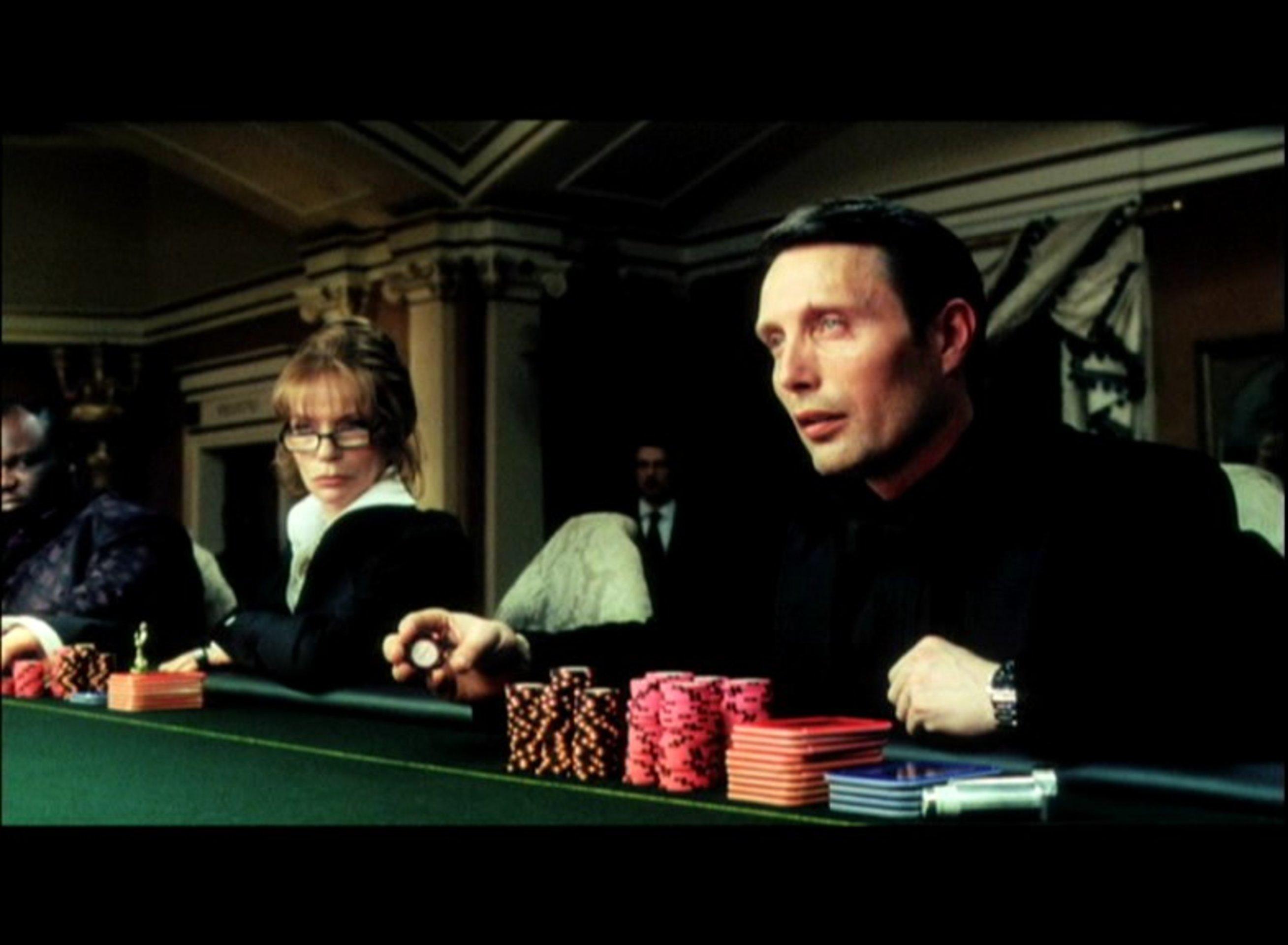 casino royale video