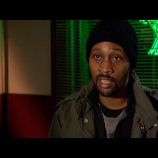 RZA (Mousse) über die Story - OV-Interview
