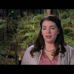 Stephenie Meyer (Autorin) - über die Beziehung zwischen Edward und dem Baby - OV-Interview