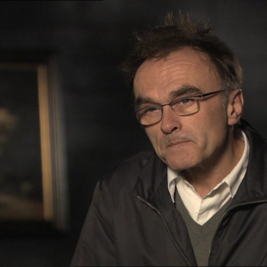 Danny Boyle über die Erschaffung eines modernen Kriminalstückes 1 - OV-Interview Poster