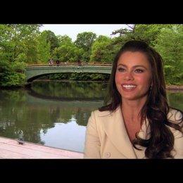 Sofia Vergara über den Film - OV-Interview