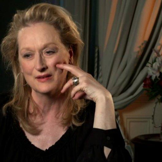 Meryl Streep über den Film - OV-Interview