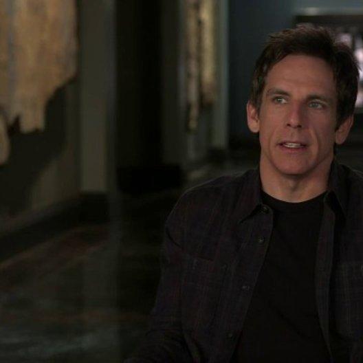 Ben Stiller über die neü Rolle Laaa - OV-Interview Poster