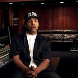O Shea Jackson Jr über die Dreharbeiten in Los Angeles - OV-Interview