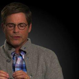 Rob Lowe (Hank) über seine Rolle - OV-Interview
