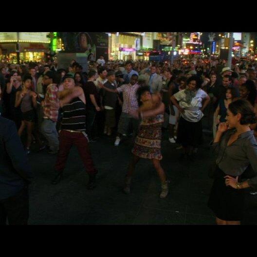 Flashmob - Szene Poster