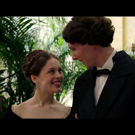 Ankündigung der Hochzeit - Szene