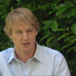 Owen Wilson - Kenny Bostick über das Drehbuch - OV-Interview Poster