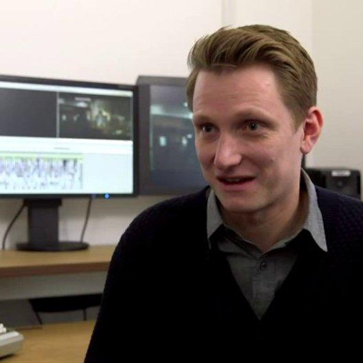 Tom Harper - Regisseur - OV-Interview Poster