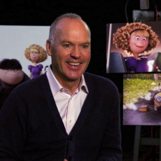 Michael Keaton - Walter - über die Familie Nelson - OV-Interview Poster