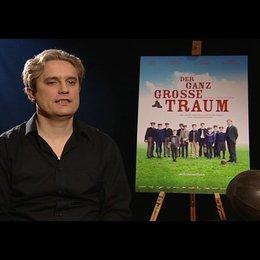Sebastian Grobler (Regisseur) über die Anfänge des Fussballs in Deutschland - Interview Poster