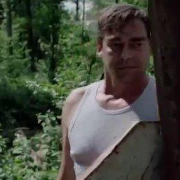 Ein offener Käfig - Trailer