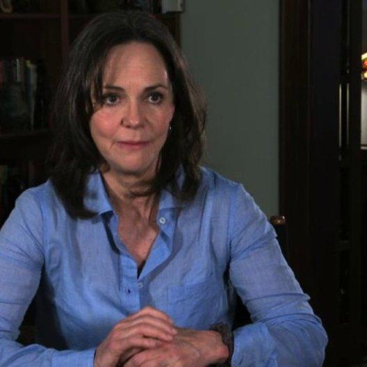 Sally Field über Martin Sheen - OV-Interview
