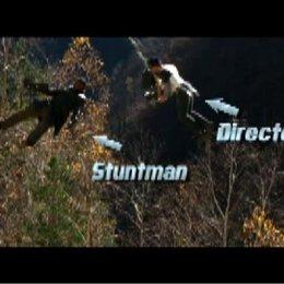 """Hinter den Kulissen beim Dreh der Action-Szenen mit Nic Cage zu """"Ghost Rider: Spirit of Vengeance"""" - Making Of Poster"""