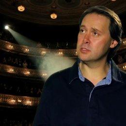 Christian McKay -  John Watson - über die Musik als Star des Films - OV-Interview