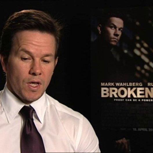 Mark Wahlberg über die Dreharbeiten in New York - OV-Interview