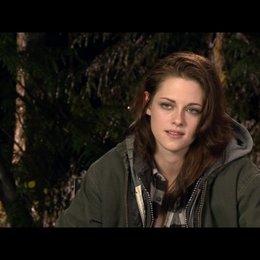 Kristen Stewart (Bella Swan) - über die Schwangerschaft - OV-Interview