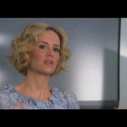 """Sarah Paulson - """"Ellen Dolan"""" über ihre Rolle in The Spirits Leben - Interview"""
