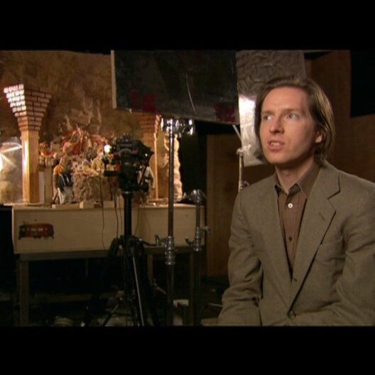 Wes Anderson über George Clooney als Mr Fox - OV-Interview
