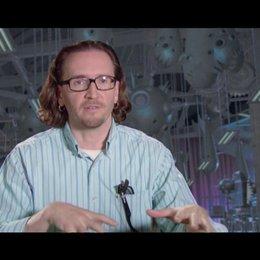 PHIL CAPTAIN 3D McNALLY / Stereoscopic Supervisor / ueber die 3D-Technik des Films - OV-Interview