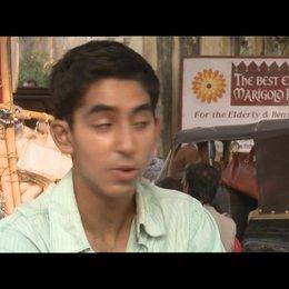 Dev Patel - Sonny - über den Cast - OV-Interview Poster