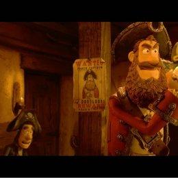 Die Piraten - Ein Haufen merkwürdiger Typen - Trailer