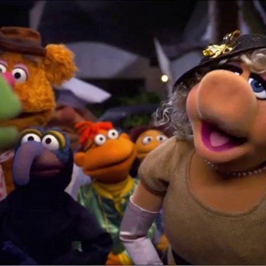Die Muppets - OV-Trailer Poster