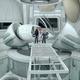 Rappel erklärt die Funktionen des Raumschiffs - Szene