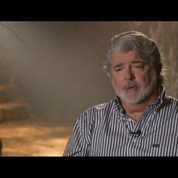 Interview mit Produzent George Lucas - OV-Interview