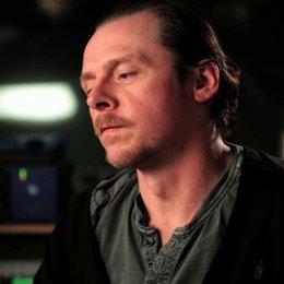 Simon Pegg über die Besetzung - OV-Interview Poster
