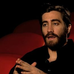 Jake Gyllenhaal über seine Vorbereitung für die Rolle - OV-Interview Poster