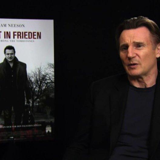 Liam Neeson über seine Figur Matt Scudder - OV-Interview
